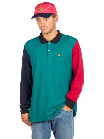 Teddy Fresh Colorblock Polo