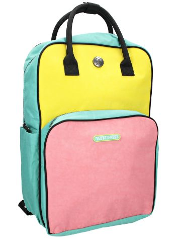 Teddy Fresh Colorblock Backpack