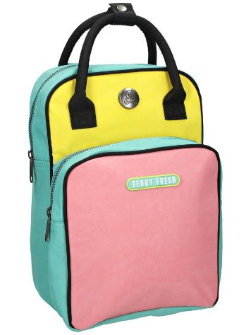 Teddy Fresh Colorblock Mini Mochila