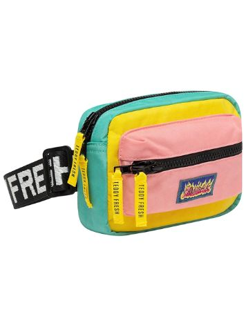 Teddy Fresh Colorblock Hip Bolso de Bandolera