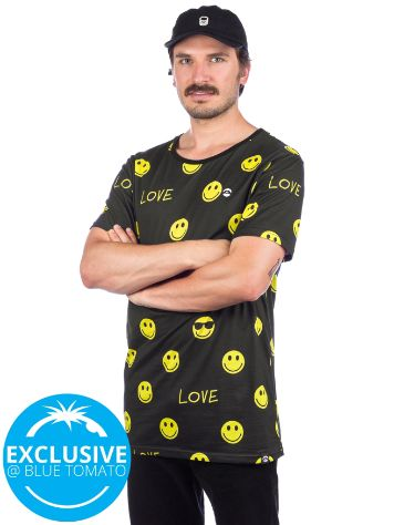 Love Dont worry Be Happy T-Shirt