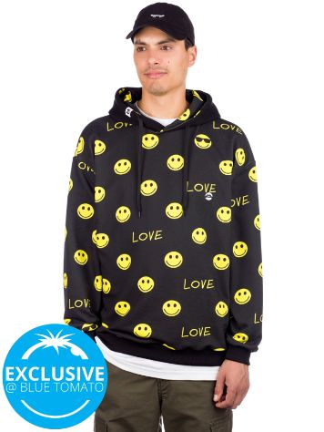Love Dont worry Be Happy Sweat à Capuche