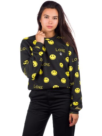 Love Dont worry Be Happy Sweater