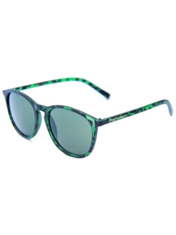 Happy Hour Flap Jacks Matte Green Tortoise Sonnenbrille