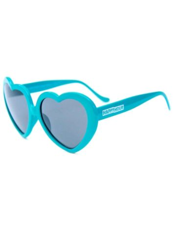 Happy Hour Heart Ons Turquoise