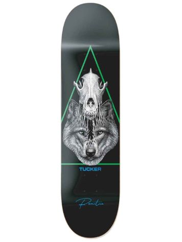 "Primitive Nick Tucker Hunter 8.0"" Skateboard Deck"