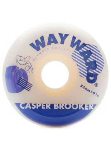 Wayward Casper Brooker Hurdle 101A 53mm Koleščki