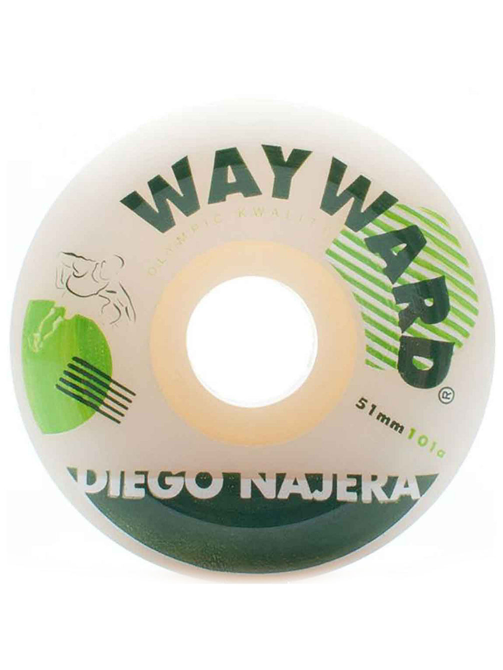Diego Najera Hurdle 101A 51mm Wheels