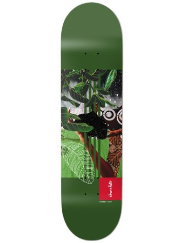 "Chocolate Divine Sublime Cruz 8.18"" Skateboard Deck"