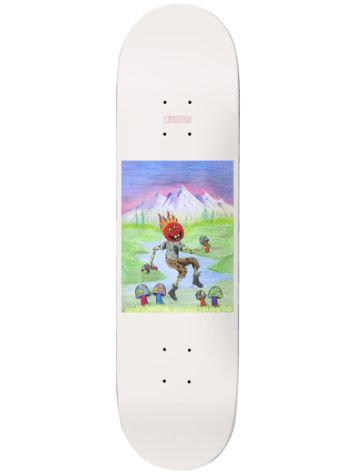 "Baker Tyson Peterson Jolly Man B2 8.5"" Deck"