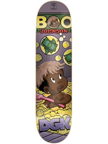 "DGK Boo Johnson From Nothing 8.25"" Deck"