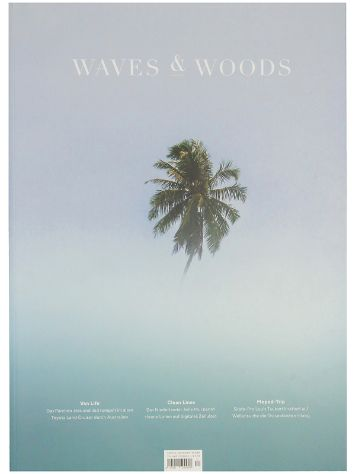 Waves and Woods Volume #12 Magazin
