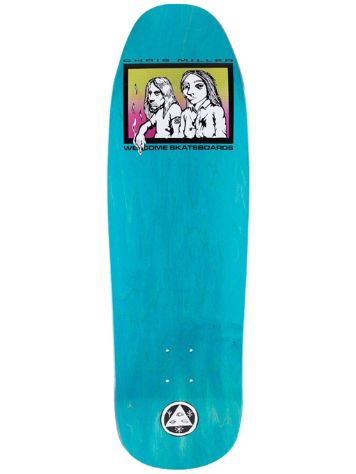 "Welcome Miller TheCouple OnGaia 9.6"" Skateboard Deck"