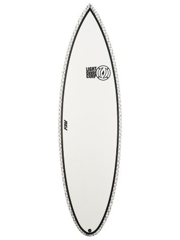 Light Five Cv Pro Epoxy Future 6'6 Deska za Surfanje
