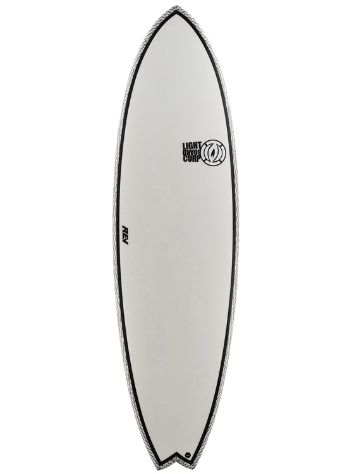 Light Truvalli Fish Cv Pro 6'6 Surfboard
