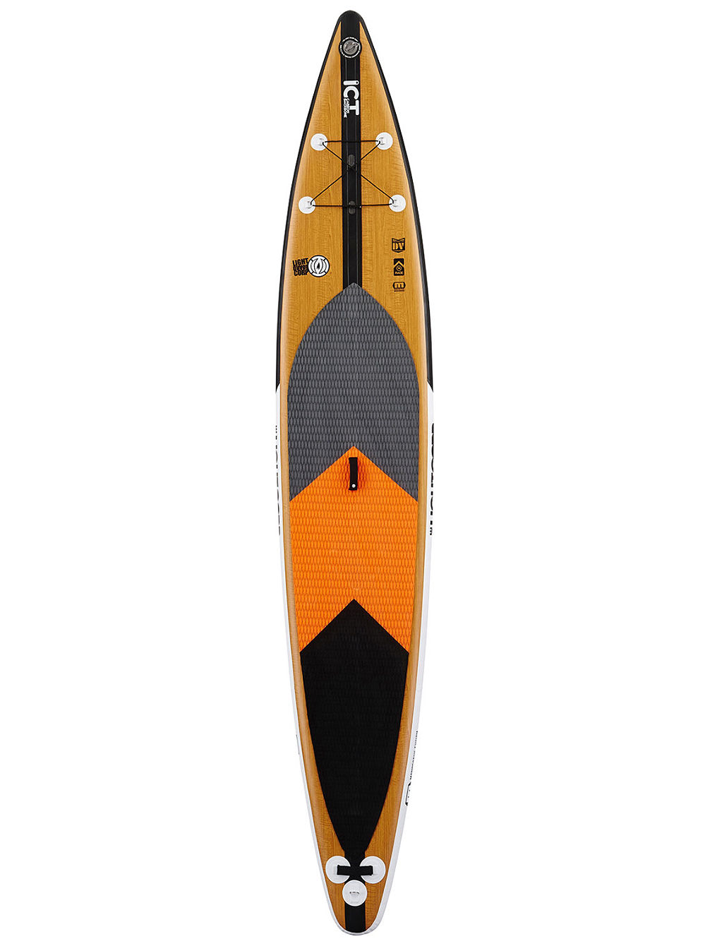 Infltbl Tourer Ict Dv 14'0 SUP Board