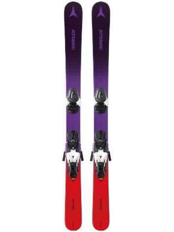 Atomic Vantage 150 2019 Freeski-Set