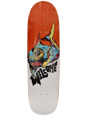 "Welcome Otter On Sylphstick 8.5"" Deck"
