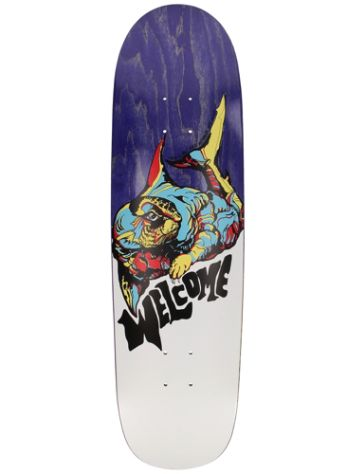 "Welcome Otter On Sylphstick 8.5"" Skate Deck"
