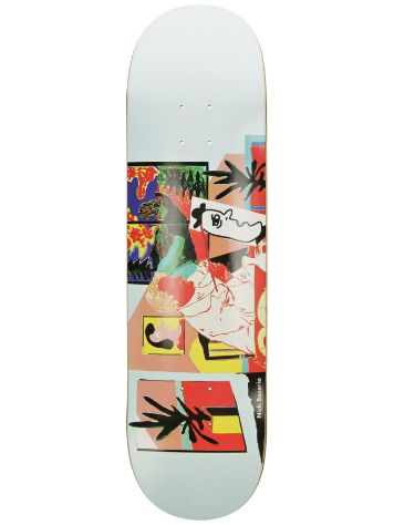 "Polar Skate Nick Boserio 8.38"" The Artist Skateboard Dec"