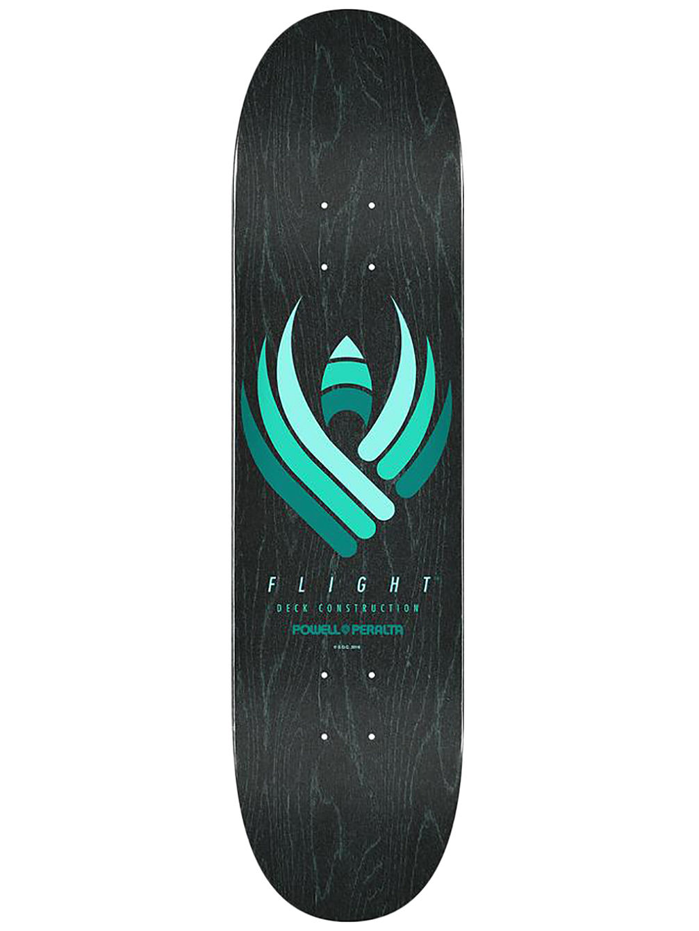 "Flight 2019 Shape 242 8.0"" Skateboard Deck"