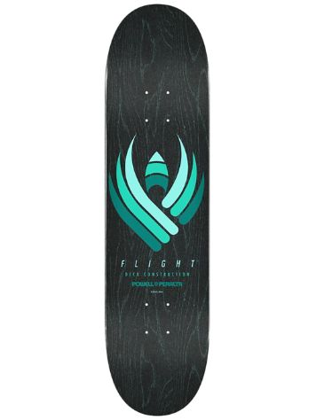"Powell Peralta Flight 2019 Shape 242 8.0"" Skateboard Deck"