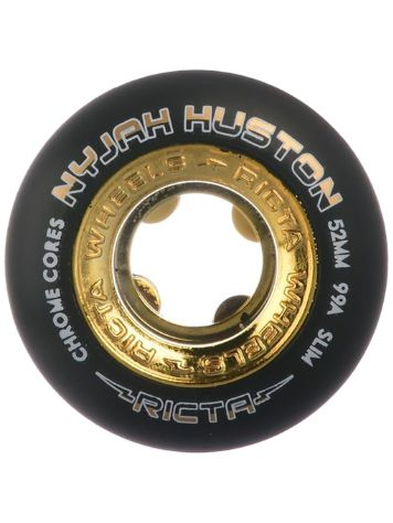 Ricta Nyjah Huston Chrome Core Slim 99A 53mm Wheel