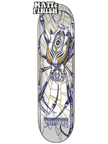 "Creature Last Strike 8.25"" Skateboard Deck"