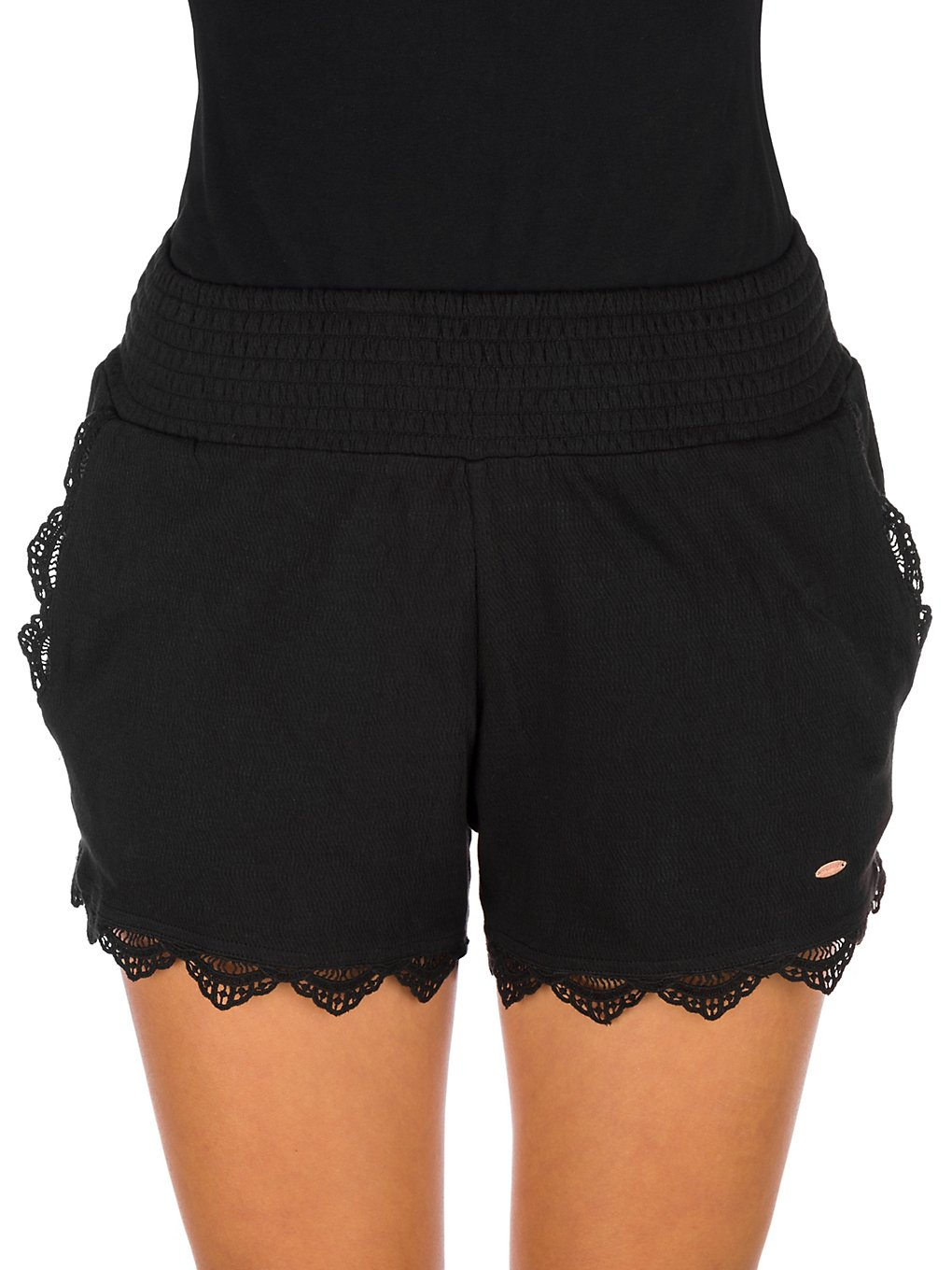 O'Neill Azalea Drapey Shorts black out