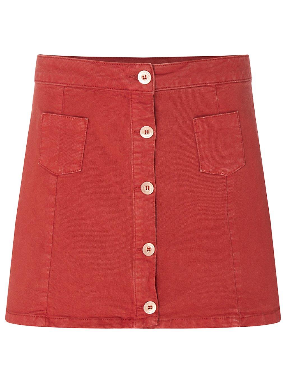 O'Neill Tunitas Skirt bossa nova red