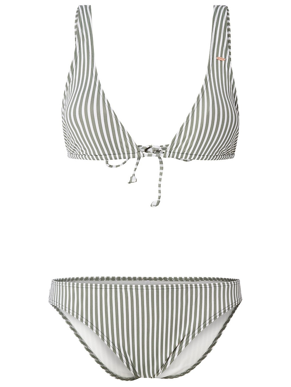 O'Neill Tahiti Rita C Cup Bikini Set  white