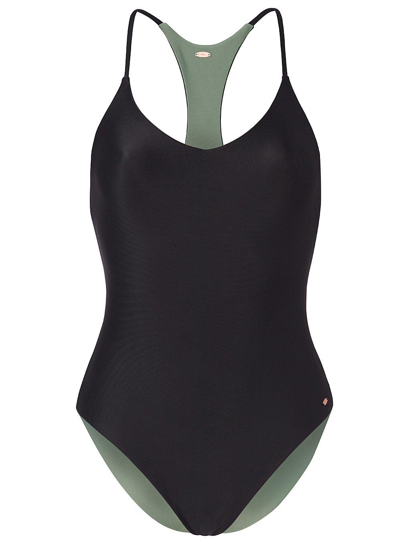 O'Neill Oahu Swimsuit black aop