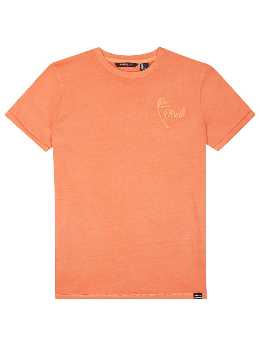 Image of O'Neill Carter Washed T-Shirt arancione
