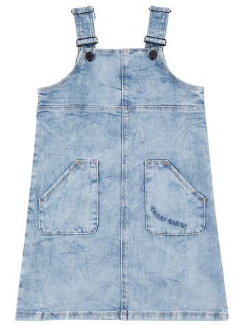 O'Neill Lilly Dungaree Dress