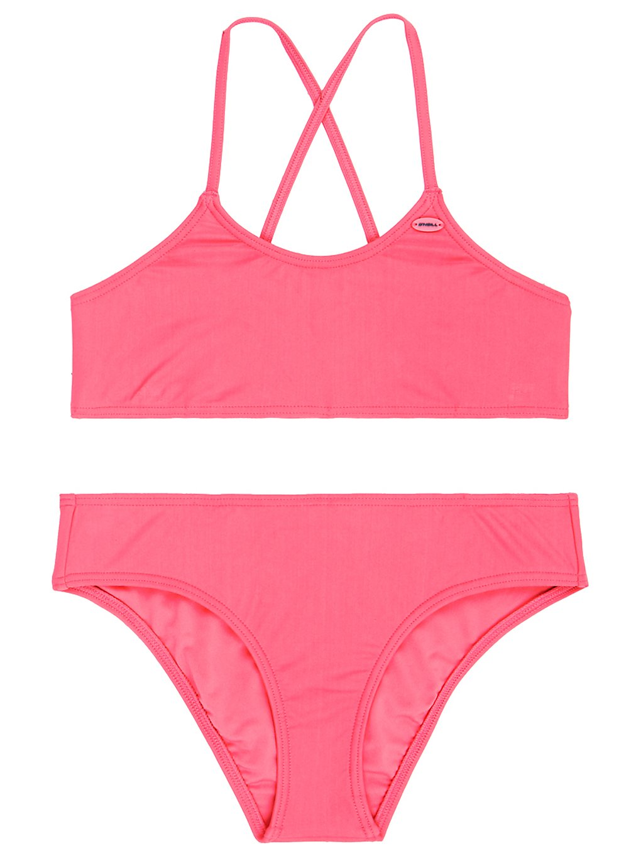 O'Neill Essential Bikini pink lemonade