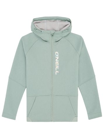 O'Neill Softshell Riding Hoodie med Dragkedja