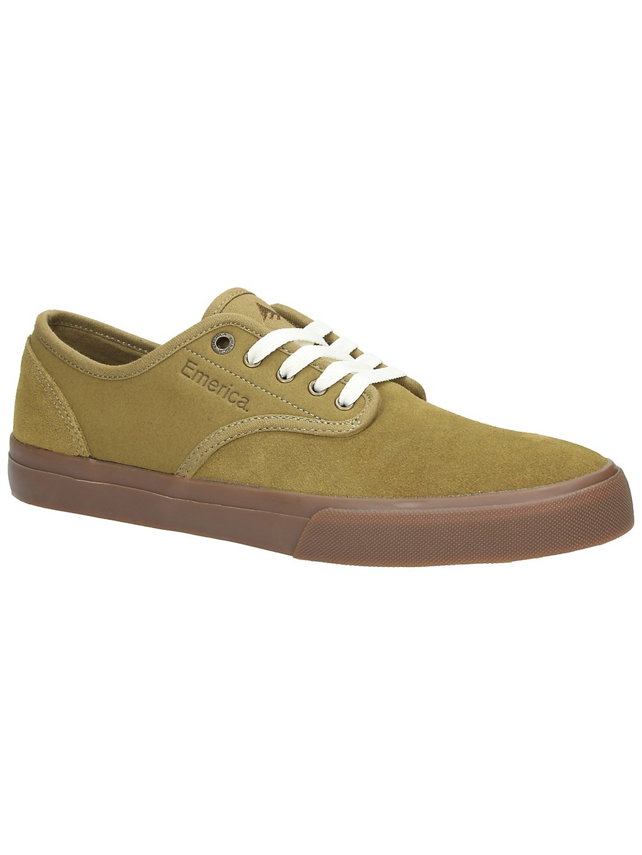 Emerica Wino Standard Skate Shoes marron