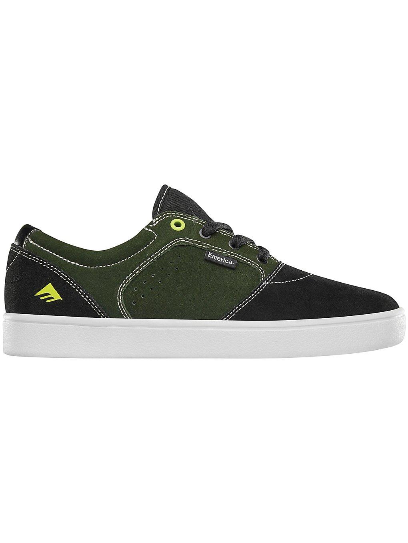 Emerica Figgy Dose Skate Shoes noir