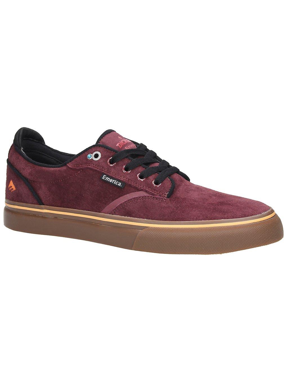 Emerica Dickson Skate Shoes rose