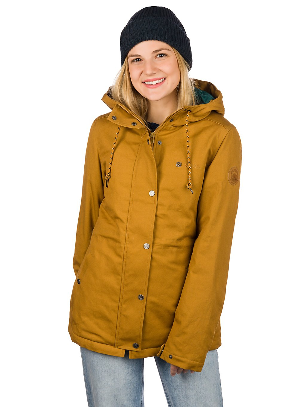 Coal Kettle Jacket golden brown