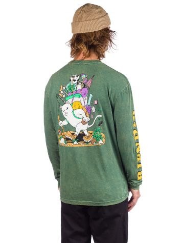 RIPNDIP Hiker Nerm Long Sleeve T-Shirt
