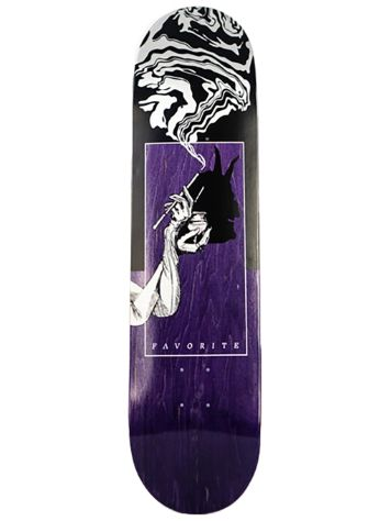 "Favorite Devil Tail 8.5"" Skateboard Deck"