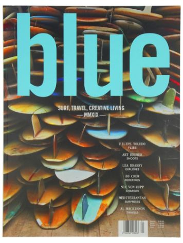 Blue Magazine Blue Yearbook 2019 Tidning