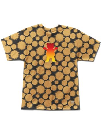 Grizzly Bear Spots T-Shirt