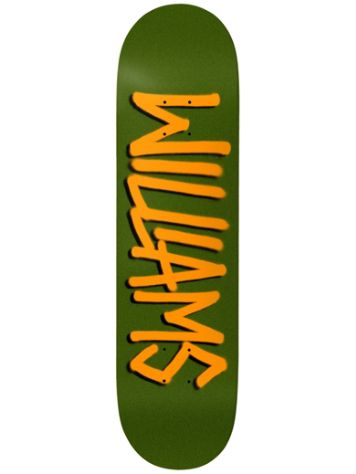 "Deathwish Neen Williams Gang Name 8.125"" Deck"