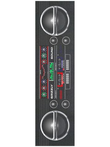Grizzly Boom Box Griptape