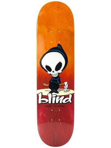 "Blind Mid Reaper r7 Mc Entire 8.0"" Skateboard Deck"