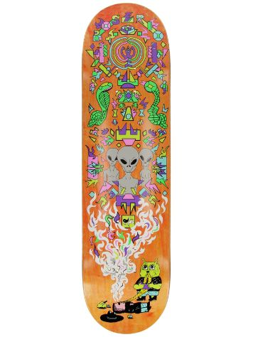 "Polar Skate Nick Boserio - Synthesis 8.1"" Skateboard Dec"