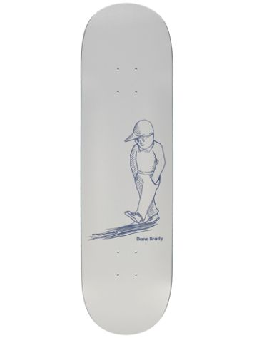 "Polar Skate Dane Brady - Alone 8.5"" Skateboard Deck"