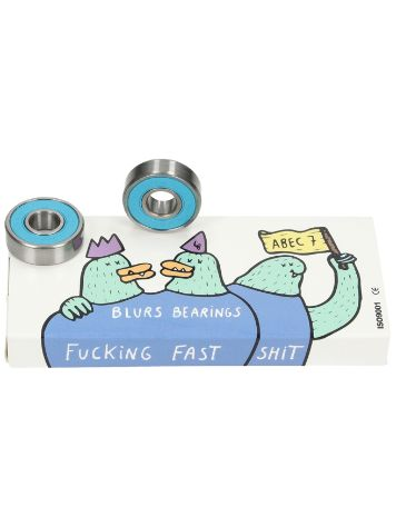 Blurs Bearings Abec 7 Bearings